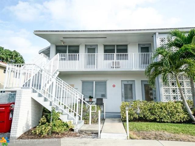 2100 NE 51st Ct #201, Fort Lauderdale, FL 33308 (MLS #F10179194) :: Green Realty Properties