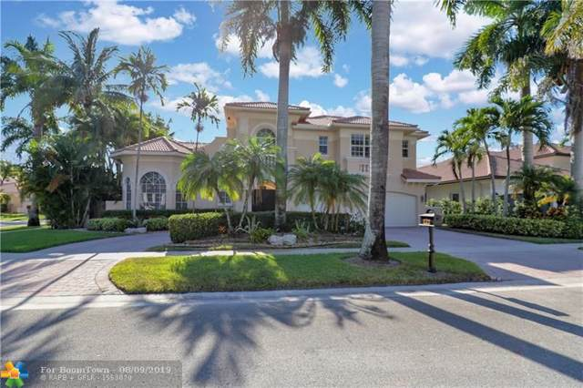 127 Swan Ave, Plantation, FL 33324 (MLS #F10179395) :: The Paiz Group