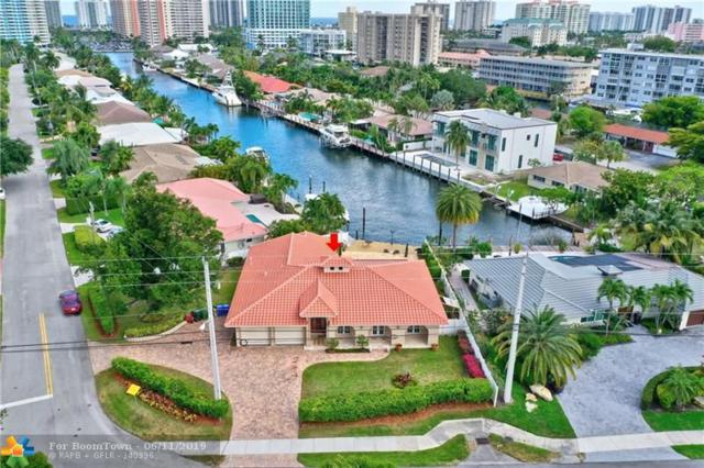 3520 Bayview Dr, Fort Lauderdale, FL 33308 (MLS #F10179427) :: The Edge Group at Keller Williams
