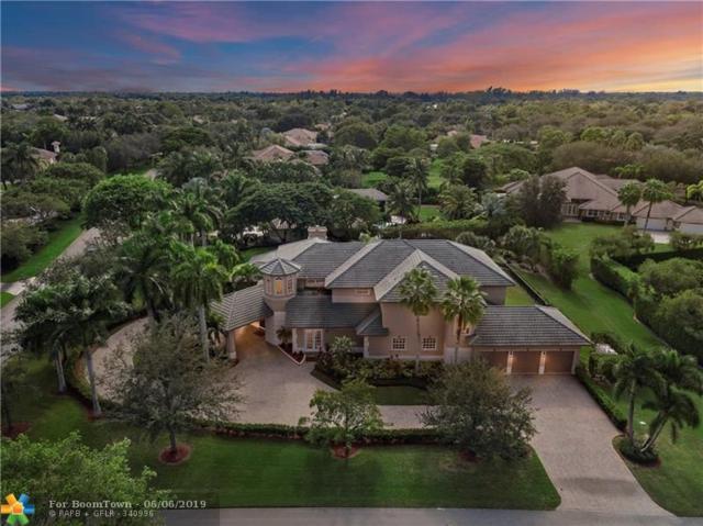 7601 W Cypresshead Dr, Parkland, FL 33067 (MLS #F10179457) :: Green Realty Properties
