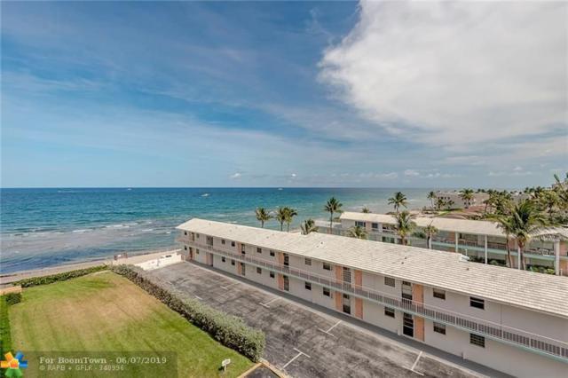 1237 Hillsboro Mile #502, Hillsboro Beach, FL 33062 (MLS #F10179521) :: RICK BANNON, P.A. with RE/MAX CONSULTANTS REALTY I