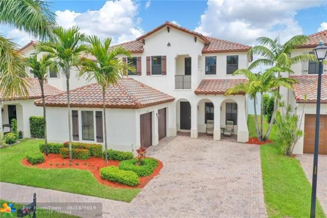 2682 NW 83rd Ter, Cooper City, FL 33024 (MLS #F10179863) :: The Paiz Group