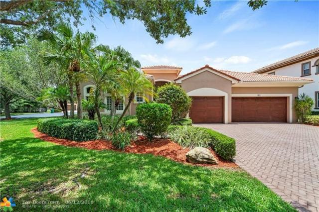 865 NW 124th Ave, Coral Springs, FL 33071 (MLS #F10179953) :: The O'Flaherty Team