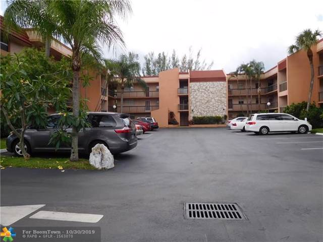 3040 Holiday Springs Blvd #307, Margate, FL 33063 (MLS #F10180037) :: Castelli Real Estate Services