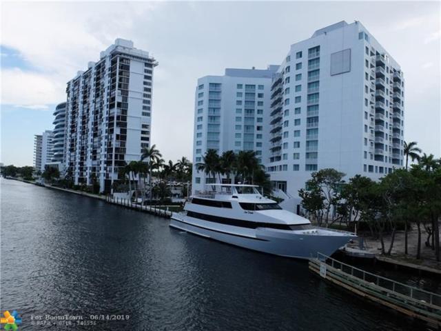 2670 E Sunrise Blvd #707, Fort Lauderdale, FL 33304 (MLS #F10180230) :: The Edge Group at Keller Williams