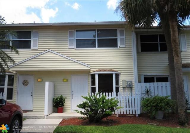 2503 NE 15th St #2503, Pompano Beach, FL 33062 (MLS #F10180411) :: EWM Realty International