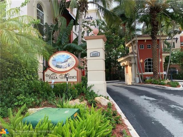 1033 NE 17th Way #1204, Fort Lauderdale, FL 33304 (MLS #F10180428) :: The O'Flaherty Team