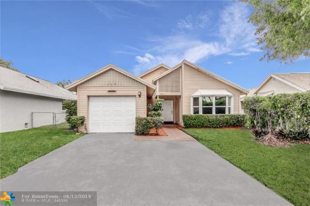 9957 NW 45th St, Sunrise, FL 33351 (MLS #F10180469) :: EWM Realty International