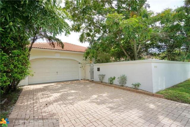 810 NE 21st Dr, Wilton Manors, FL 33305 (MLS #F10180667) :: Green Realty Properties
