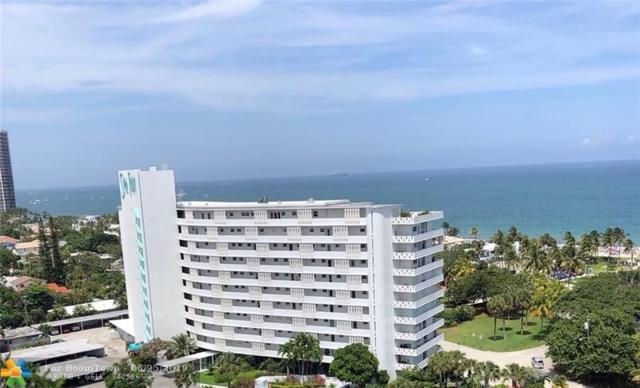 2840 N Ocean Blvd #604, Fort Lauderdale, FL 33308 (MLS #F10180801) :: GK Realty Group LLC