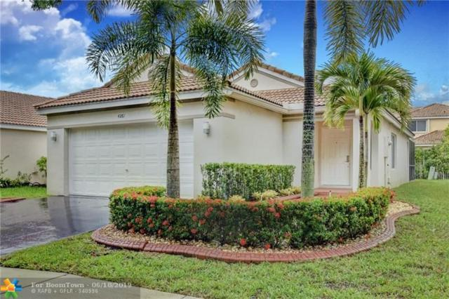 4261 Mahogany Ridge Dr, Weston, FL 33331 (MLS #F10180833) :: Green Realty Properties