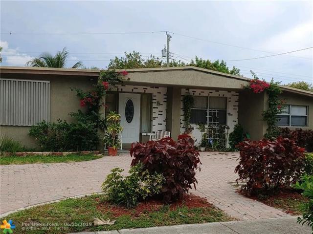 4421 NE 2nd Ter, Pompano Beach, FL 33064 (MLS #F10180961) :: Green Realty Properties