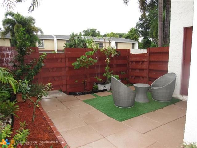 3903 Flamewood Ln #221, Hollywood, FL 33021 (MLS #F10181000) :: Green Realty Properties