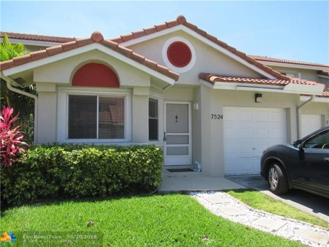7524 Pinewalk Dr #173, Margate, FL 33063 (#F10181002) :: Weichert, Realtors® - True Quality Service