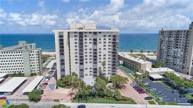 1900 S Ocean Blvd 2H, Pompano Beach, FL 33062 (MLS #F10181476) :: Berkshire Hathaway HomeServices EWM Realty