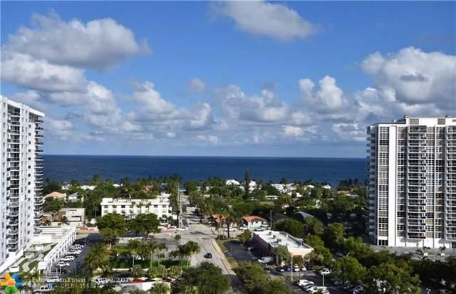 3020 NE 32nd Ave #1421, Fort Lauderdale, FL 33308 (MLS #F10181943) :: The Paiz Group