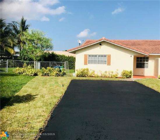 11151 A NW 35 Place, Coral Springs, FL 33065 (MLS #F10182009) :: United Realty Group