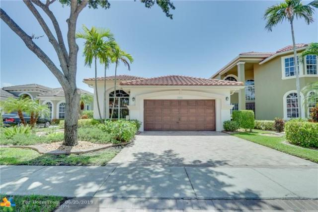 5854 NW 126th Ter, Coral Springs, FL 33076 (#F10182030) :: Weichert, Realtors® - True Quality Service