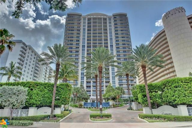 4240 Galt Ocean Dr #1203, Fort Lauderdale, FL 33308 (MLS #F10182083) :: Green Realty Properties