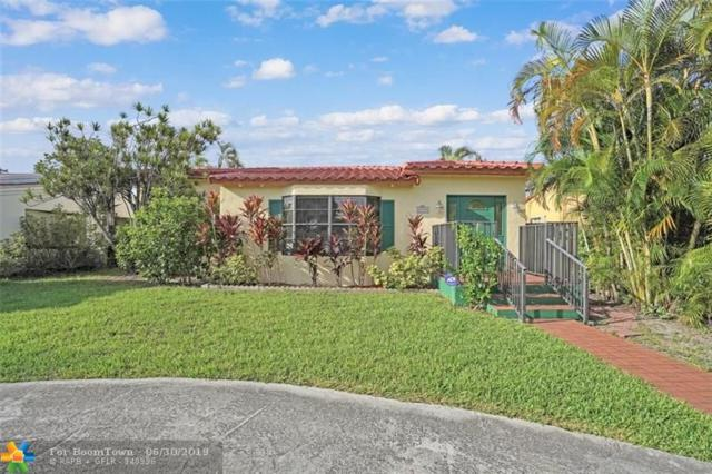 2222 Scott St, Hollywood, FL 33020 (MLS #F10182494) :: Green Realty Properties