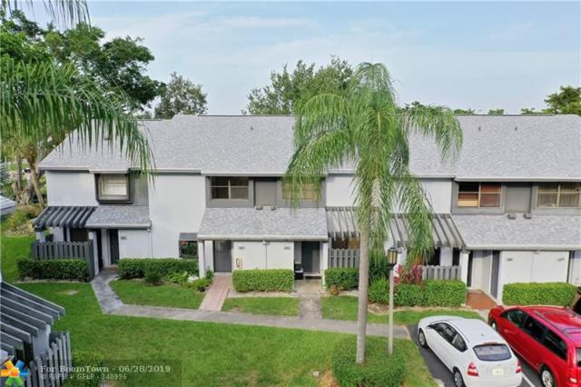 4985 NW 82nd Ave #702, Lauderhill, FL 33351 (MLS #F10182576) :: Castelli Real Estate Services