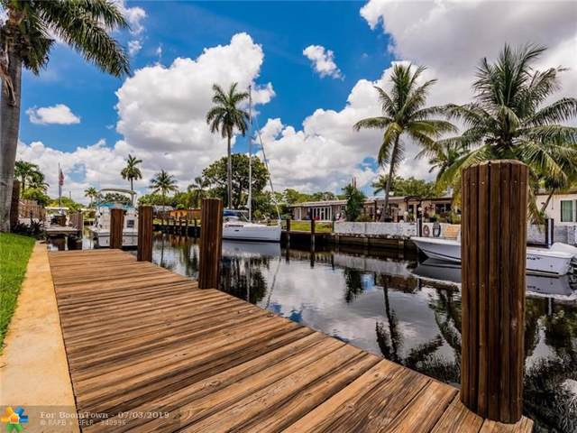 2442 Gulfstream Ln, Fort Lauderdale, FL 33312 (MLS #F10182633) :: Green Realty Properties