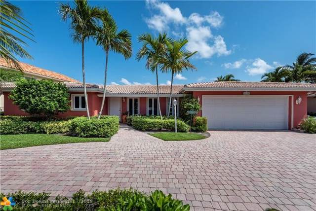 2100 NE 30th St, Lighthouse Point, FL 33064 (MLS #F10182636) :: Berkshire Hathaway HomeServices EWM Realty