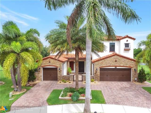3440 NW 87th Ave, Hollywood, FL 33024 (MLS #F10182818) :: The Edge Group at Keller Williams