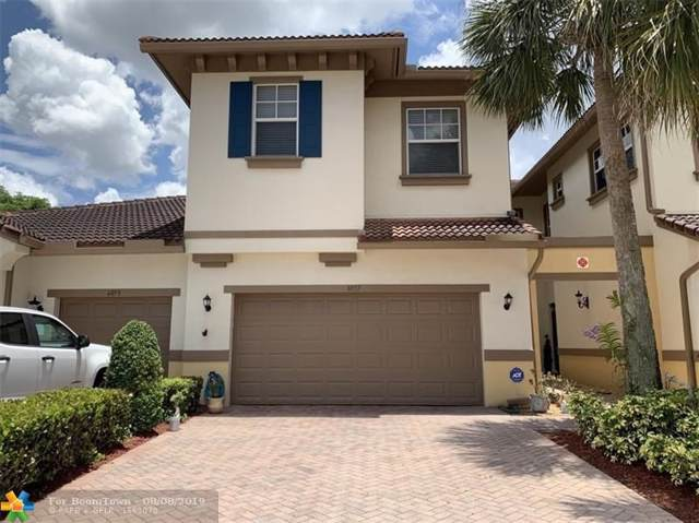 6057 NW 118th Dr #6057, Coral Springs, FL 33076 (MLS #F10182907) :: The Paiz Group
