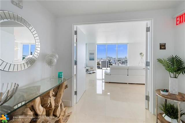 101 S Fort Lauderdale Beach Blvd #2107, Fort Lauderdale, FL 33316 (MLS #F10183094) :: Berkshire Hathaway HomeServices EWM Realty