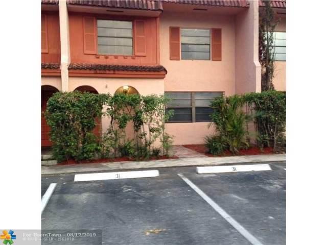31 Laredo Pl #31, Davie, FL 33324 (#F10183127) :: Weichert, Realtors® - True Quality Service