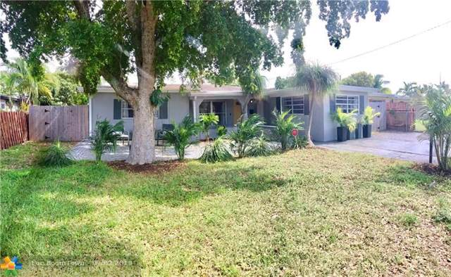420 NW 39TH, Oakland Park, FL 33309 (MLS #F10183137) :: Castelli Real Estate Services
