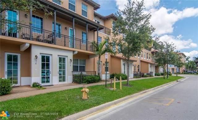 936 SW 147TH AVE #2903, Pembroke Pines, FL 33027 (MLS #F10183410) :: The Paiz Group
