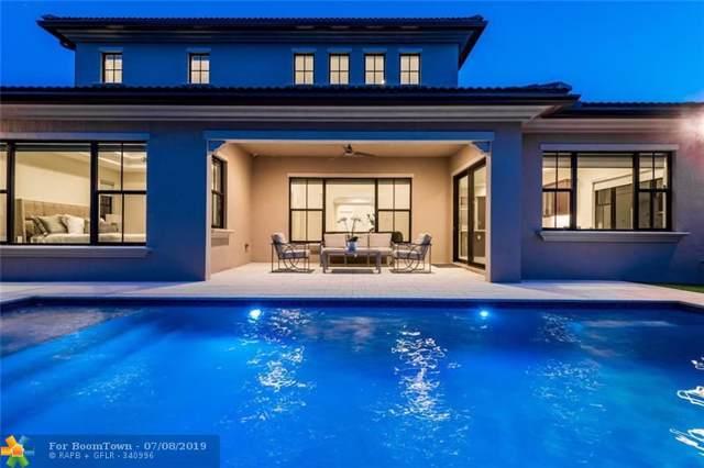 11015 E Watercrest Cir, Parkland, FL 33076 (MLS #F10183424) :: Green Realty Properties