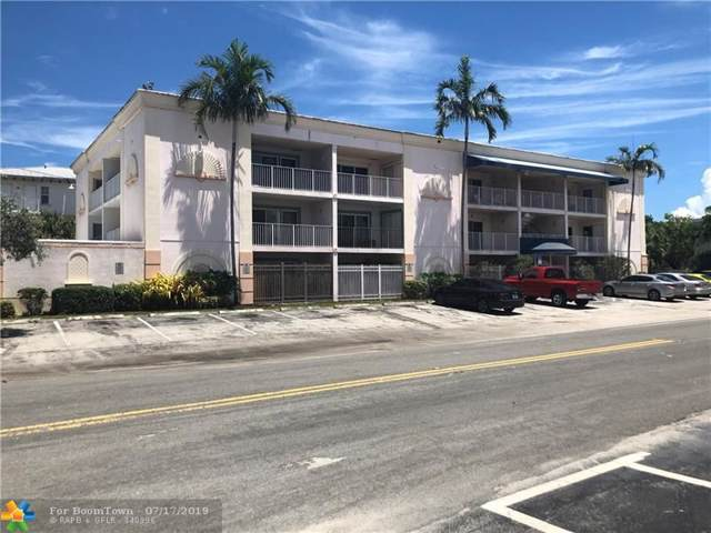 32 NE 22nd Ave #106, Pompano Beach, FL 33062 (MLS #F10183744) :: Green Realty Properties