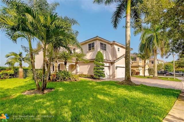 2111 SW 176th Ave, Miramar, FL 33029 (MLS #F10183816) :: Green Realty Properties