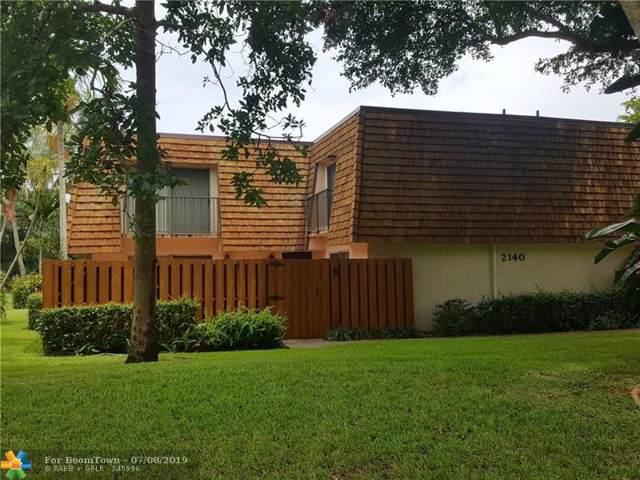2140 SW 90th Ave B, Davie, FL 33324 (MLS #F10184000) :: The Paiz Group