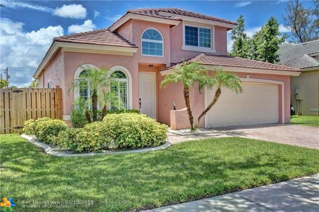 10050 NW 18th St, Pembroke Pines, FL 33024 (MLS #F10184134) :: United Realty Group