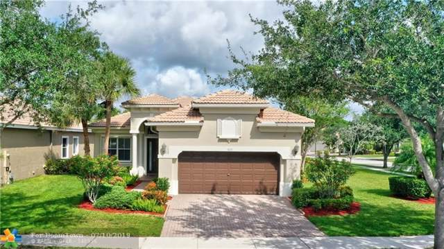 7271 NW 115th Way, Parkland, FL 33076 (MLS #F10184139) :: Green Realty Properties