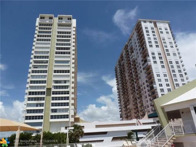 101 Briny Ave #303, Pompano Beach, FL 33062 (MLS #F10184352) :: Castelli Real Estate Services
