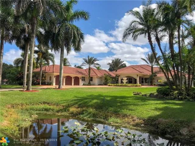 14540 Sunset Lane, Southwest Ranches, FL 33330 (MLS #F10184400) :: Green Realty Properties