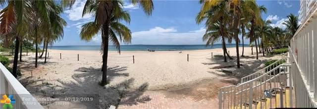 1000 S Ocean Blvd 16I, Pompano Beach, FL 33062 (MLS #F10184436) :: The O'Flaherty Team