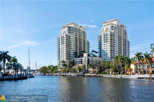 610 W Las Olas Blvd #1213, Fort Lauderdale, FL 33312 (MLS #F10184683) :: GK Realty Group LLC