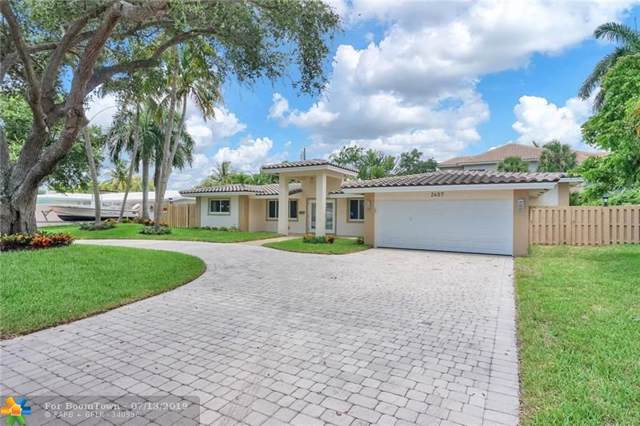 2457 Bayview Dr, Fort Lauderdale, FL 33305 (MLS #F10184877) :: The O'Flaherty Team