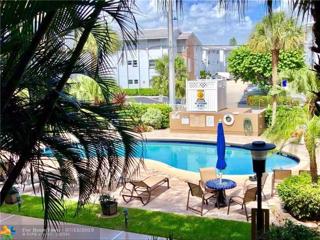 4117 Bougainvilla Dr #106, Lauderdale By The Sea, FL 33308 (MLS #F10185007) :: GK Realty Group LLC