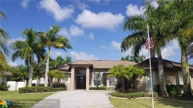 5828 NW Dana Circle, Port Saint Lucie, FL 34986 (MLS #F10185028) :: Berkshire Hathaway HomeServices EWM Realty