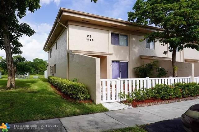 1535 NW 80th Ave A, Margate, FL 33063 (#F10185081) :: Weichert, Realtors® - True Quality Service