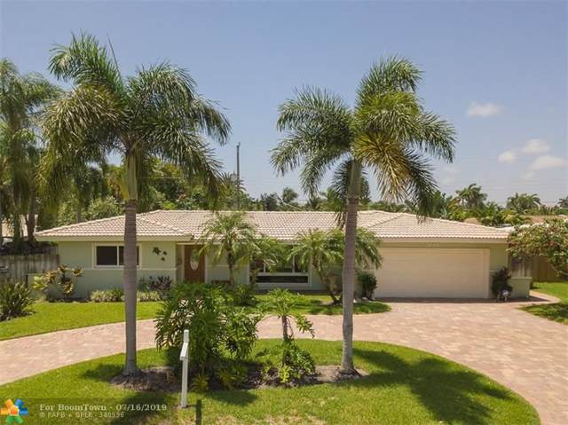 2640 NE 53rd Ct, Lighthouse Point, FL 33064 (MLS #F10185129) :: The O'Flaherty Team