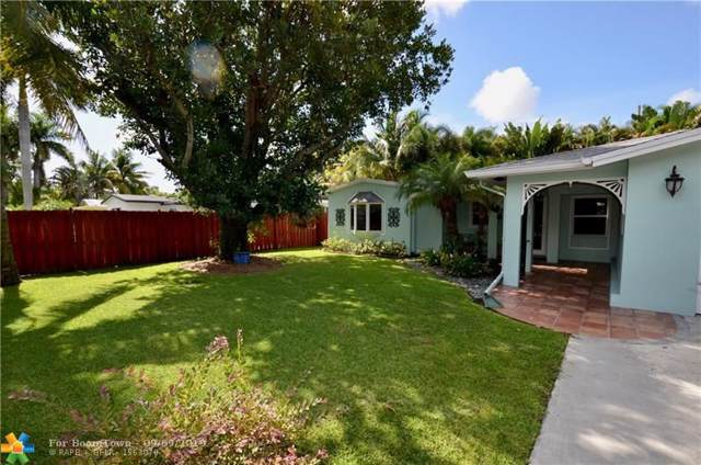 1218 SW 21st Ct, Fort Lauderdale, FL 33315 (MLS #F10185217) :: The O'Flaherty Team
