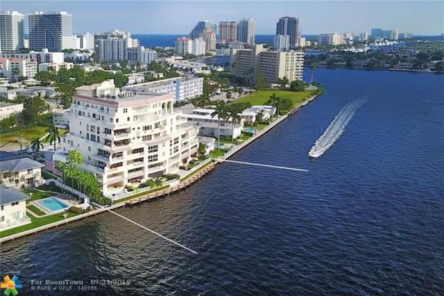 615 Bayshore Dr #403, Fort Lauderdale, FL 33304 (MLS #F10185356) :: The Paiz Group